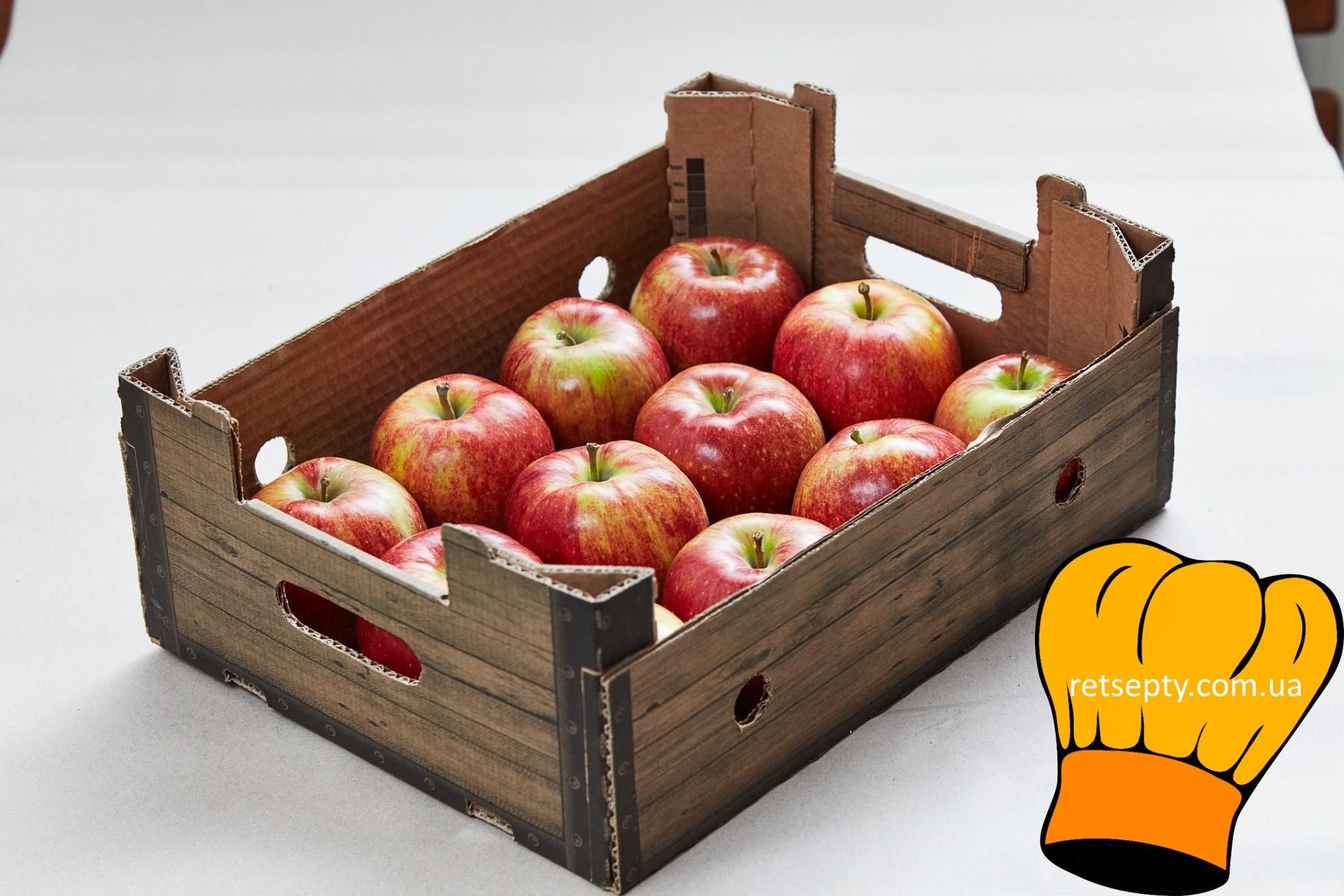 Мочені яблука на зиму в банках