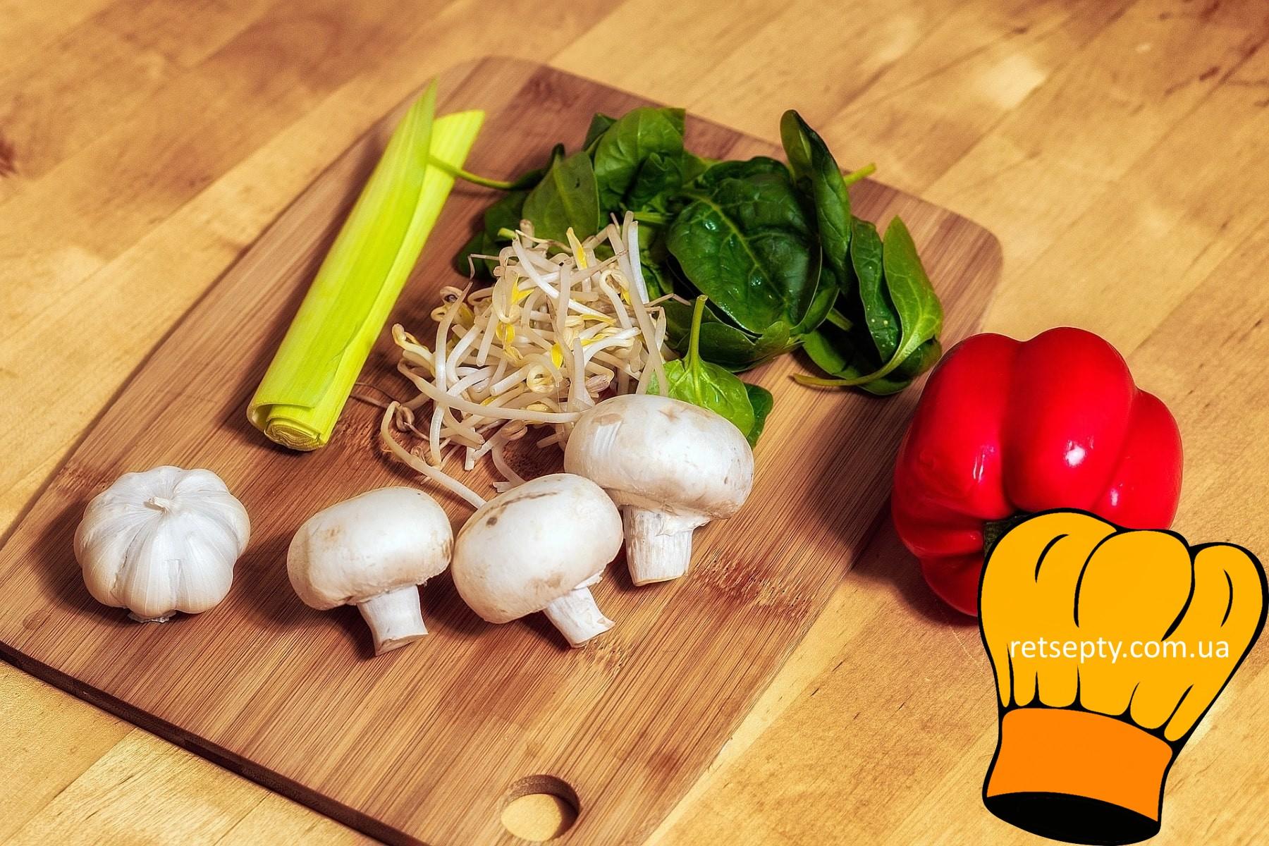 Салат грибний – грузді під шубою
