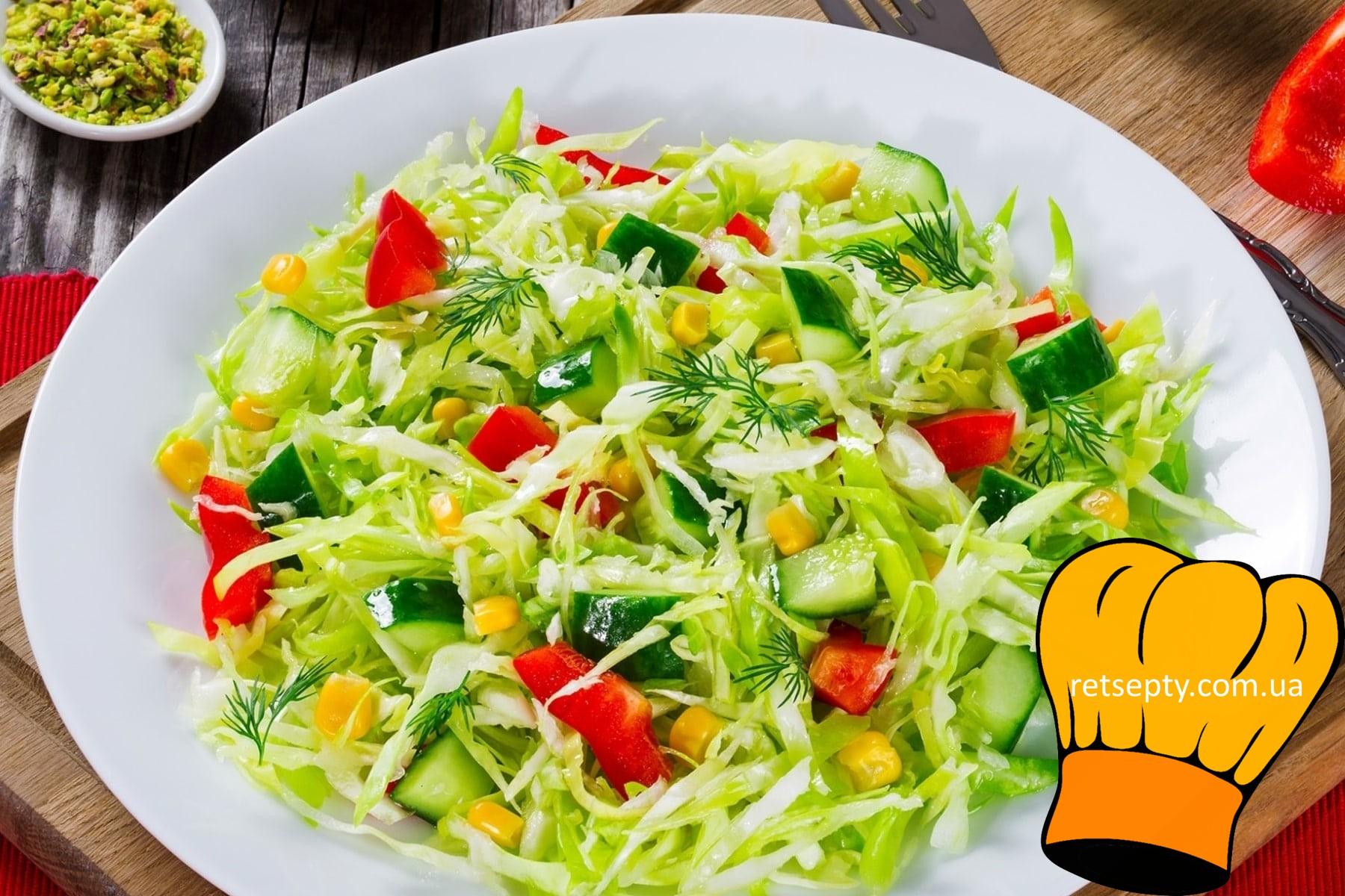 """Салат з капусти """"Справжній"""""""