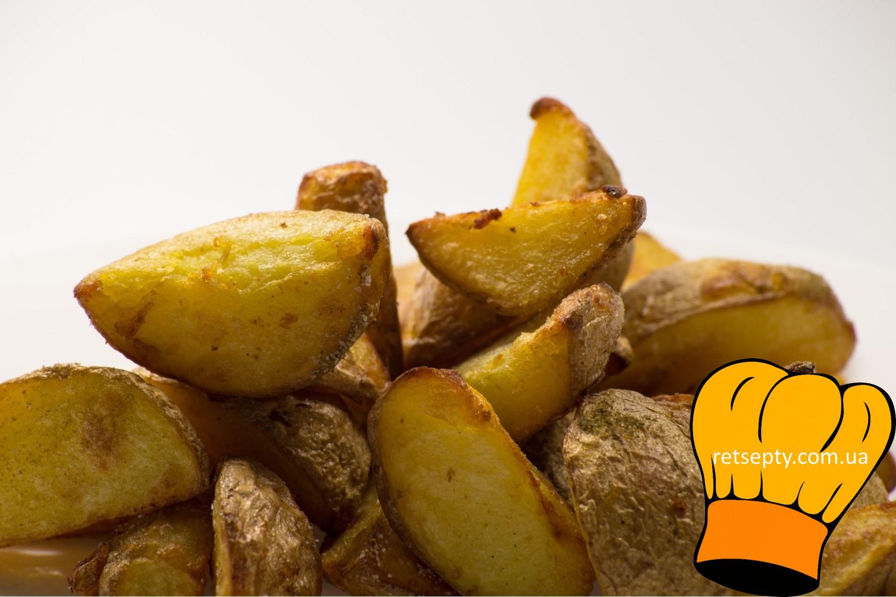 Приготування картоплі по селянські