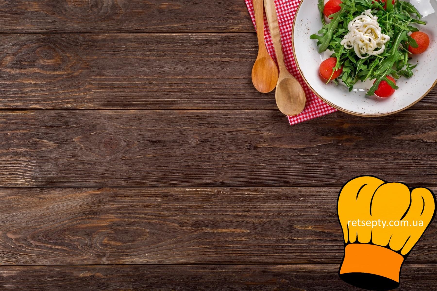 Три рецепта салатів швидкого приготування