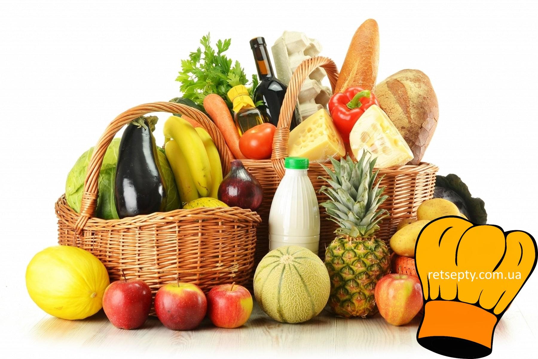 Які самі корисні продукти?