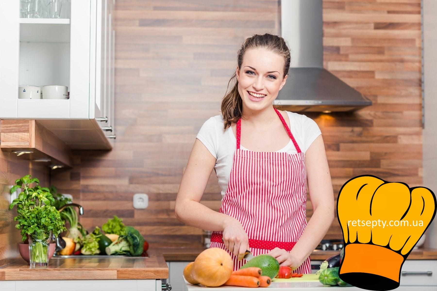 Основні хитрощі в кулінарії для господинь